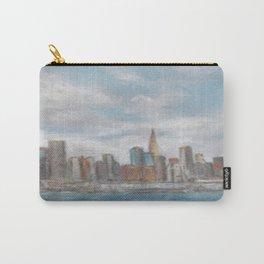 NY Skyline Carry-All Pouch