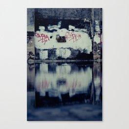 Urban Graffiti #2 Canvas Print