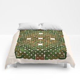 Celtic Forest Comforters