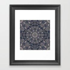 Mandala 17/3 Framed Art Print