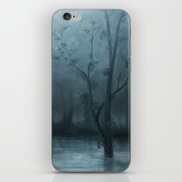 Mistycal Forest iPhone Skin