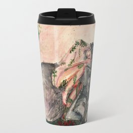 you won't wake up alone Travel Mug