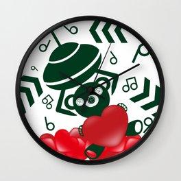Claw_Crane_Game Wall Clock