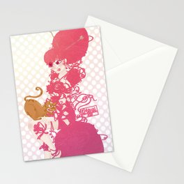 Pin'up de laine Stationery Cards