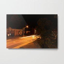 Wooster Street Metal Print