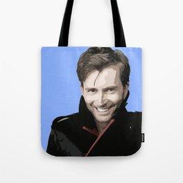 David Tennant 2 Tote Bag