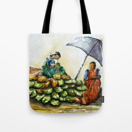 I am thirsty Tote Bag