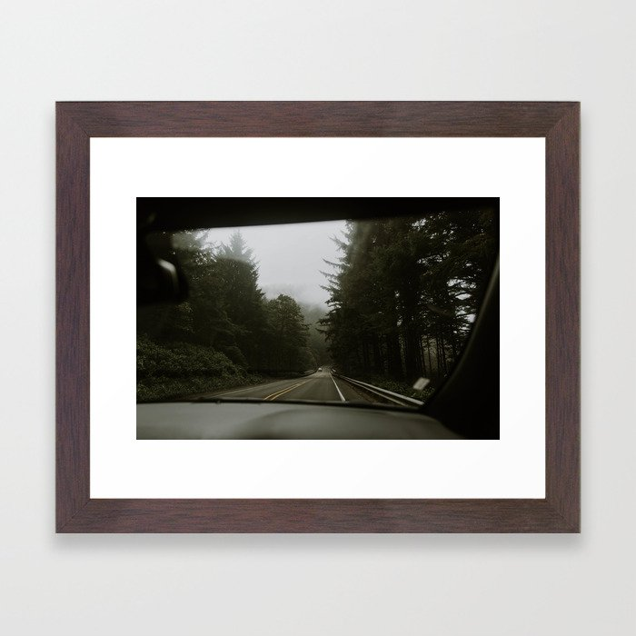 Onwards Framed Art Print