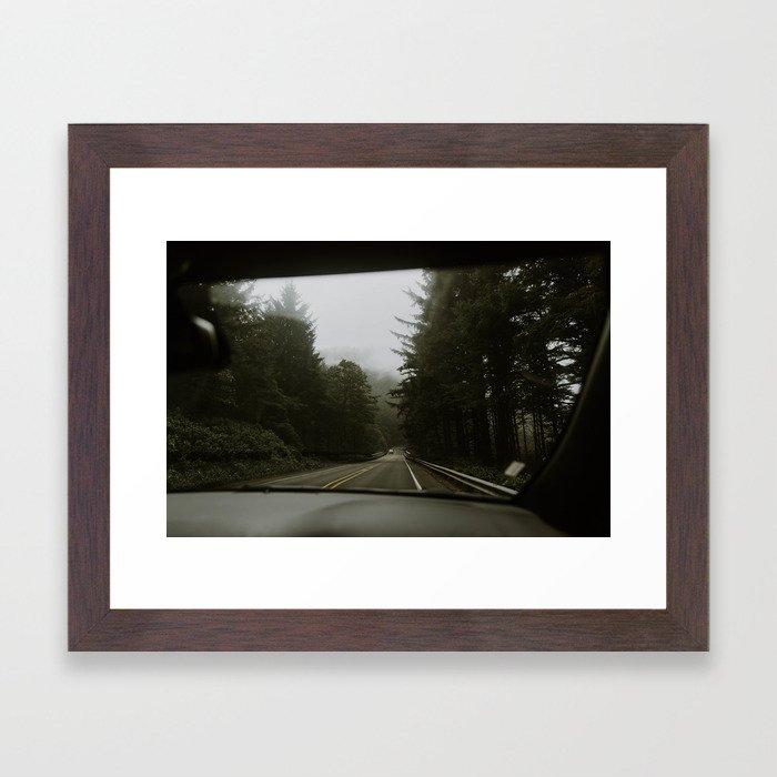 Onwards Framed Art Print