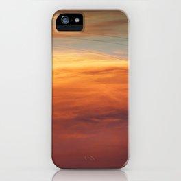 Skylines iPhone Case