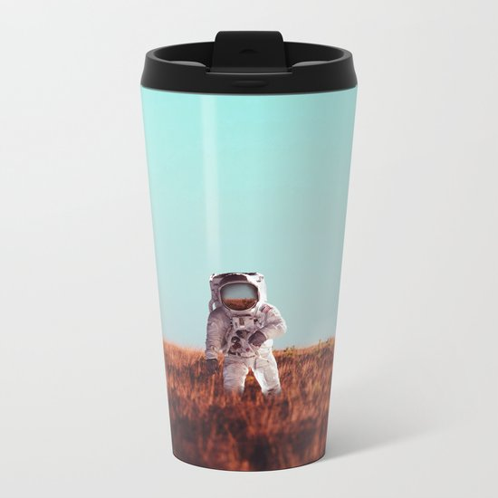 Home Metal Travel Mug