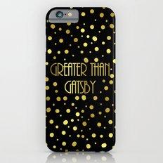 Gatsby iPhone 6s Slim Case