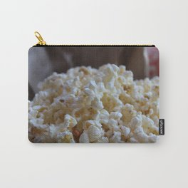 Microwave Popcorn Carry-All Pouch