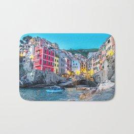 Cinque Terre, Italy Bath Mat