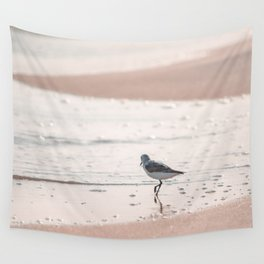 Pink Sands Wall Tapestry