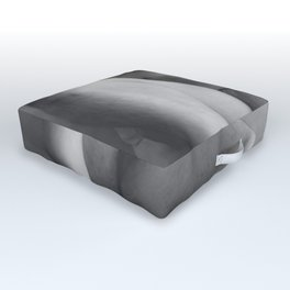 Nude Male Soft Light Outdoor Floor Cushion