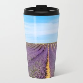 Lavender of Provence Travel Mug