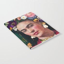 World Women's Day :: Frida Kahlo Notebook