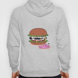 monster burger Hoody