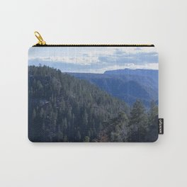 The Sea of trees Carry-All Pouch