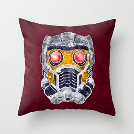 Lord of the Stars Throw Pillow