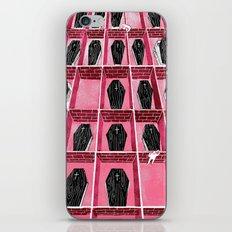 Coffinhouse iPhone Skin