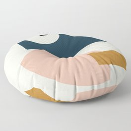 Shape Study #29 - Lola Collection Floor Pillow