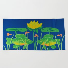 In The Shallows 2 Beach Towel