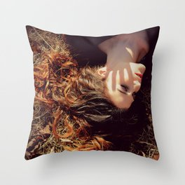 As long as we both shall live Throw Pillow
