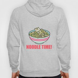 I Love Noodle Kawaii Artwork Hoody