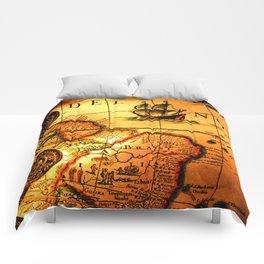 map sea Comforters