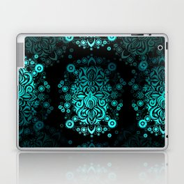 Sea treasure (turqoise) Laptop & iPad Skin