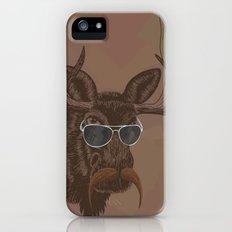 Mr. Moose iPhone (5, 5s) Slim Case