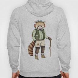 Red Panda Ranger Hoody