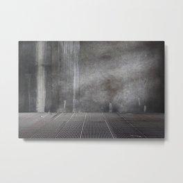 Empty Metal Print