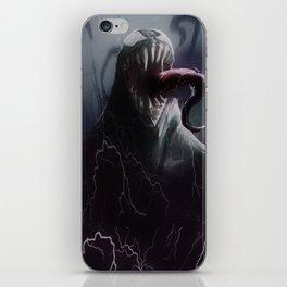 like a turd, in the wind iPhone Skin