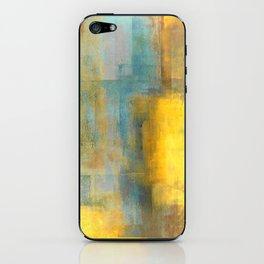 Puzzled iPhone Skin
