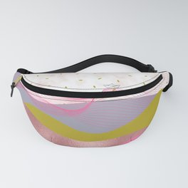 Mountainous Sailing Fanny Pack