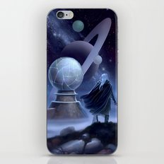 The Temple at the End of Time iPhone & iPod Skin
