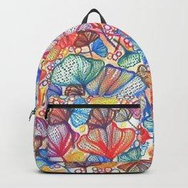 Gingko Leaves Backpack