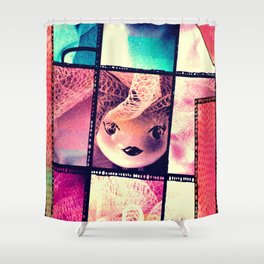 Sweet Doll Shower Curtain