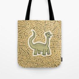 Prehistoric (2018) Tote Bag