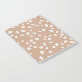 PEACH PEBBLES Notebook