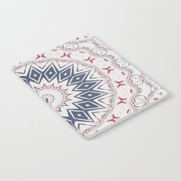 Dreamcatcher Berry & Blue Notebook