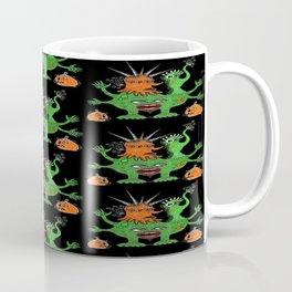 Halloween Monster Mash-Up Coffee Mug