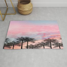 Summer Palm Tree #Society6 #Buyart #Decor Rug