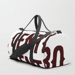 ARRIBA ABAJO AL CENTRO PA_ DENTRO T-SHIRT Duffle Bag