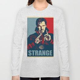Obey Strange doctor Long Sleeve T-shirt