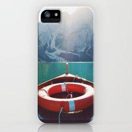 Live the Adventure iPhone Case