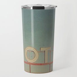 Vintage Motel Travel Mug